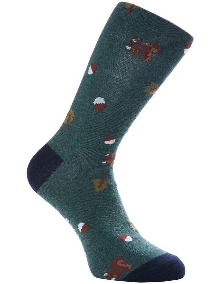 3 Pack Outdoor Fun Cotton Socks image 4