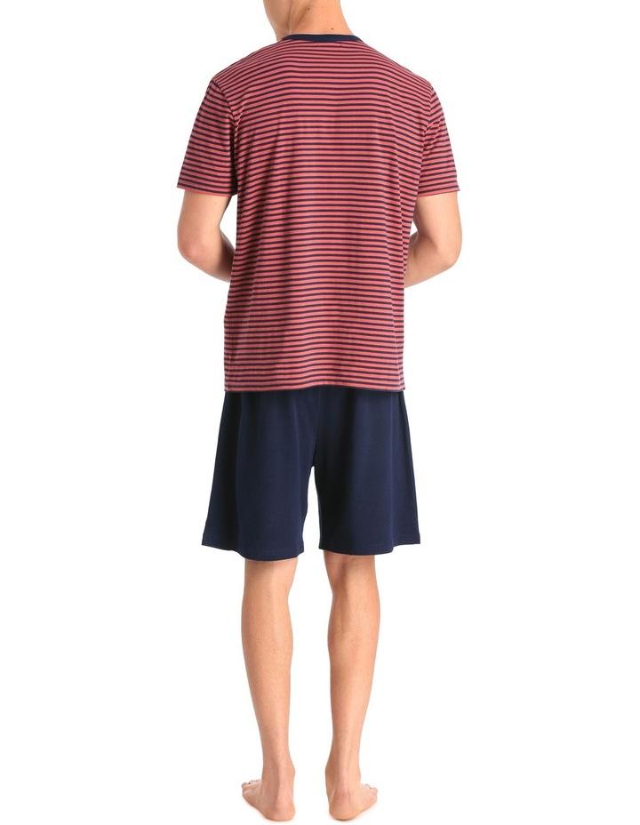 Red Stripe PJ Set image 2