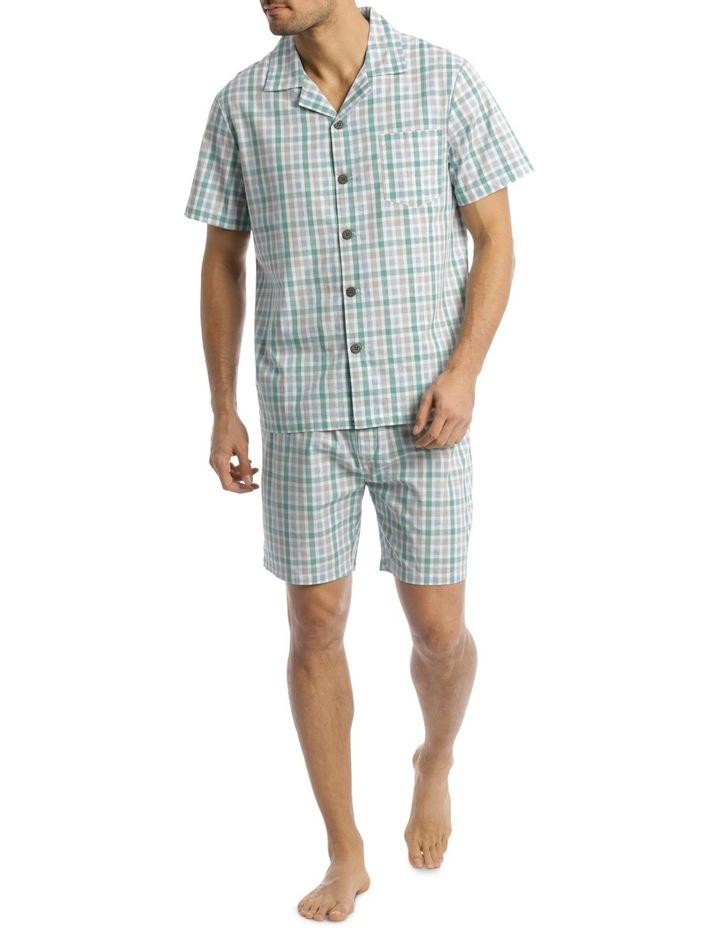 Fresh Check Poplin Pyjama Set image 1