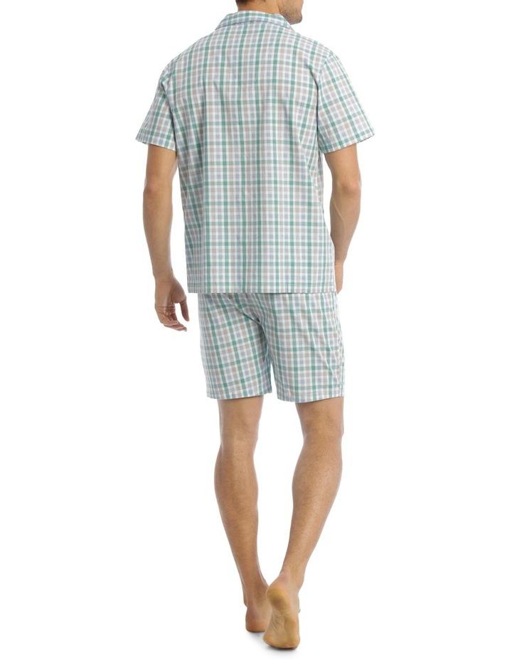 Fresh Check Poplin Pyjama Set image 2