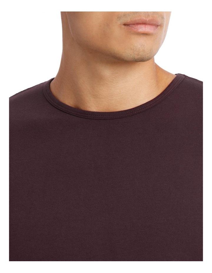 Essentials Long Sleeve Tee & Flanelette Pant PJ Set - Geo image 3