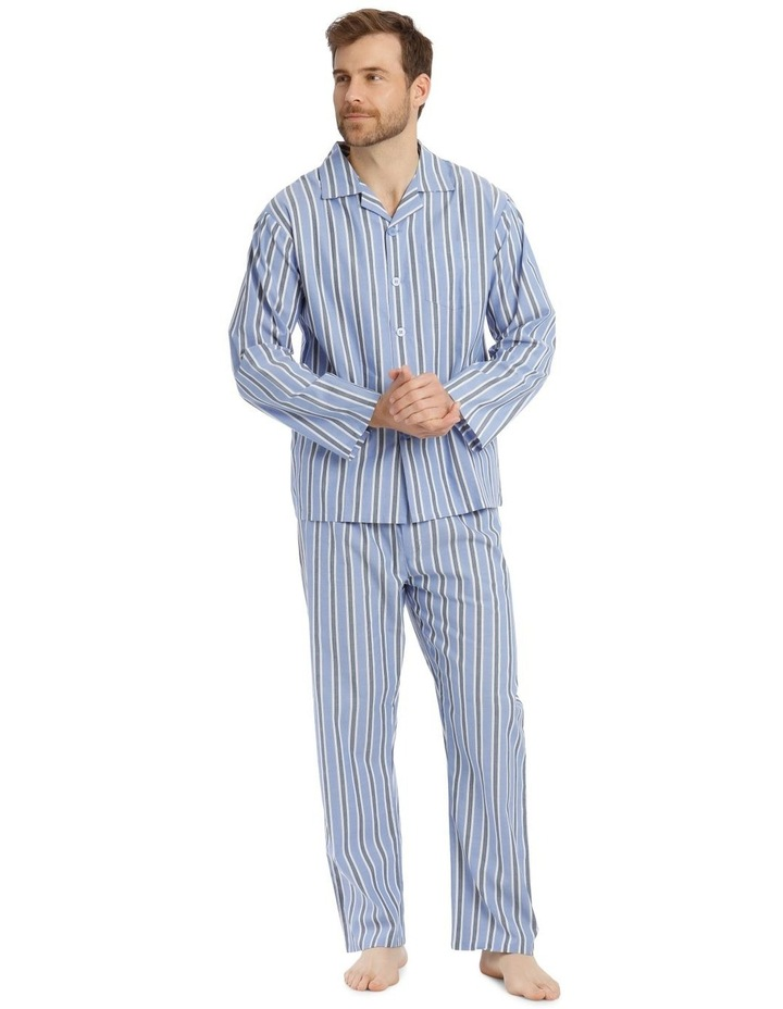 Essentials Long-Sleeve Pyjama Set image 1