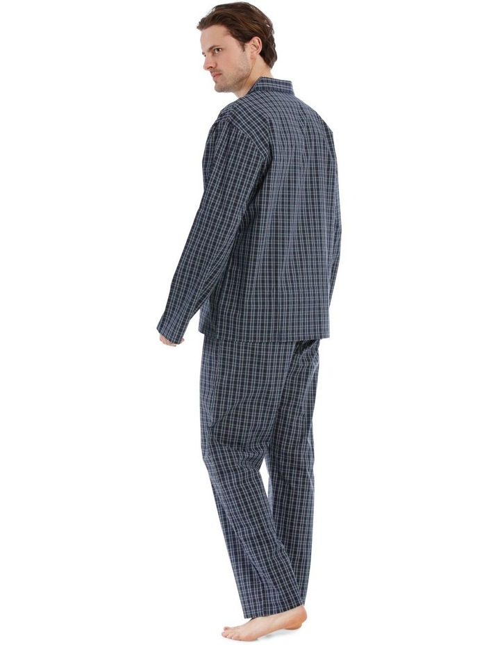 Essentials Long Sleeve Pj Set - Classic Check image 2