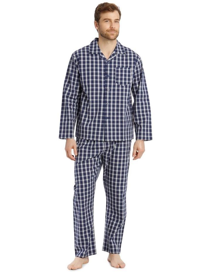 Essentials Long-Sleeve Pyjama Set image 1
