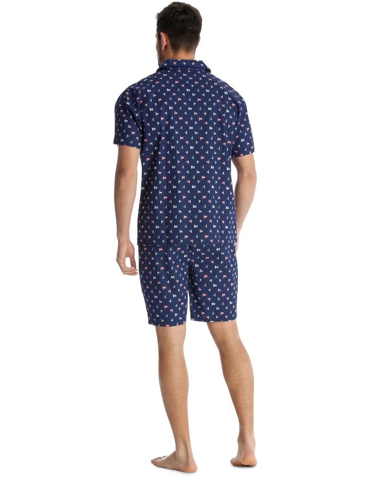 Essentials Short-Sleeve Pyjama Set - Flags image 2