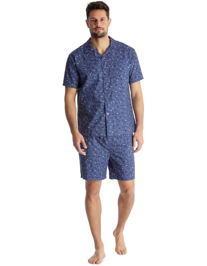 Essentials Short-Sleeve Pyjama Set - Leaves image 1