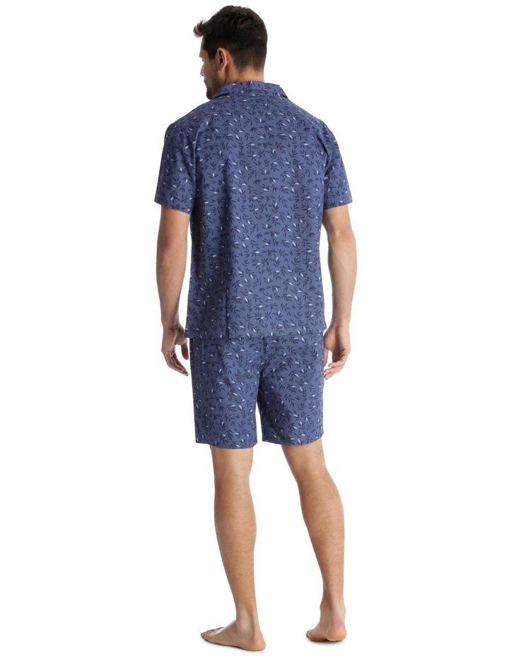 Essentials Short-Sleeve Pyjama Set - Leaves image 2