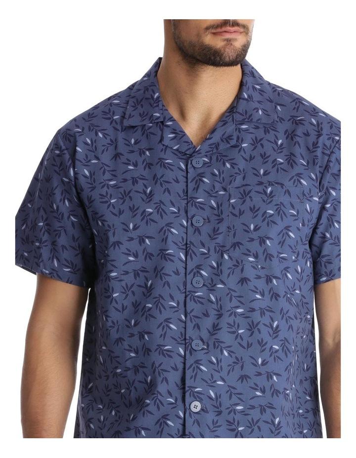 Essentials Short-Sleeve Pyjama Set - Leaves image 3
