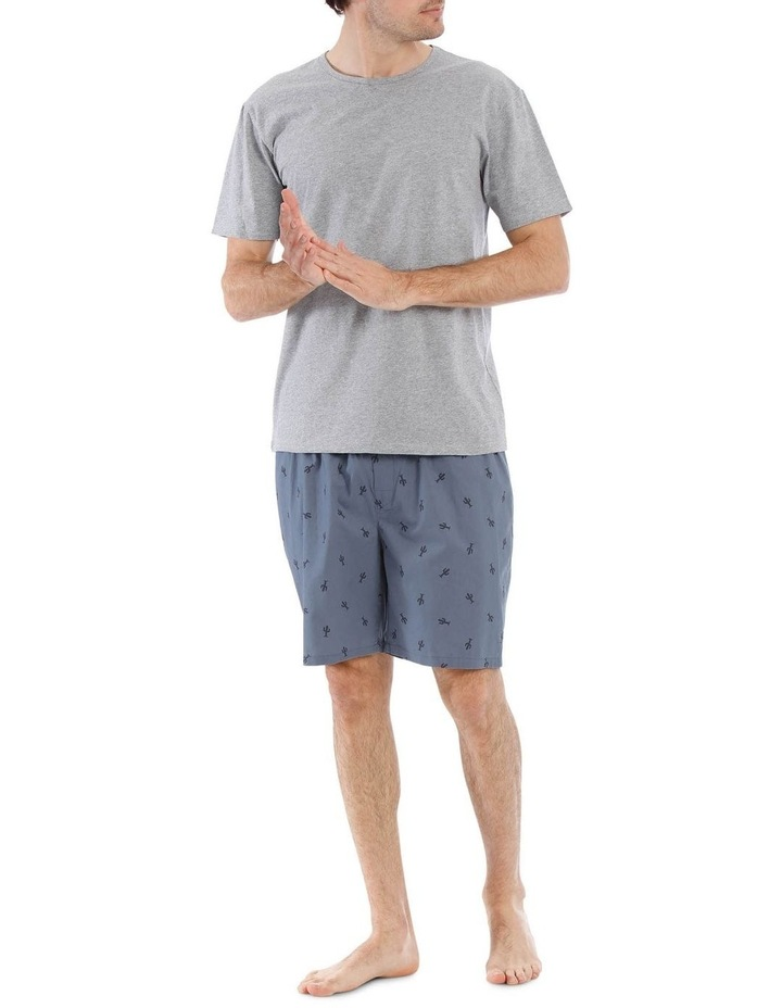 Essentials Short Sleeve Tee & Short Set - Cactus image 1