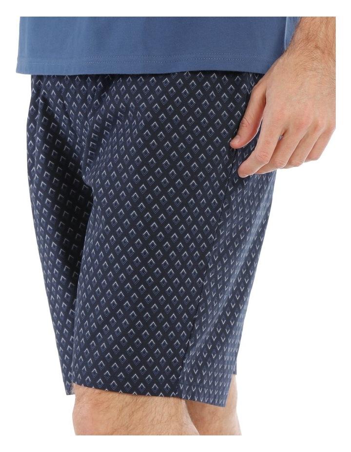 Essentials Short Sleeve Tee & Short Set - Diamond image 3