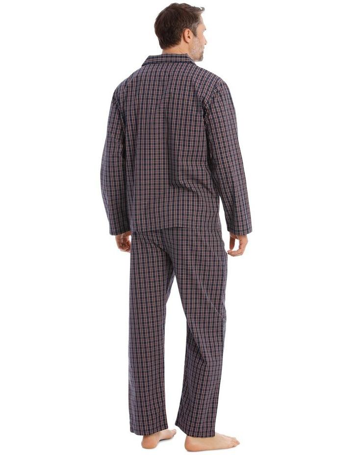 Essentials Long-Sleeve Poplin Pyjama Set image 2