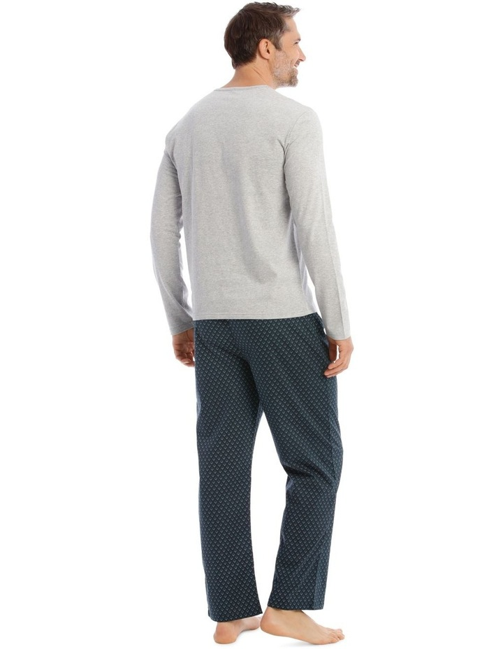 Essentials Long-Sleeve Pyjama Set image 2