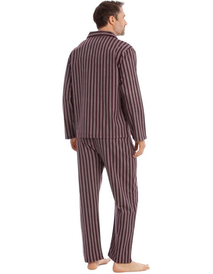 Essentials Long Sleeve Flanelette PJ Set image 2