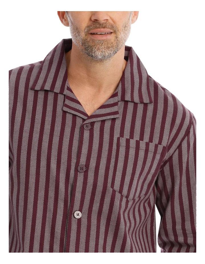 Essentials Long Sleeve Flanelette PJ Set image 3