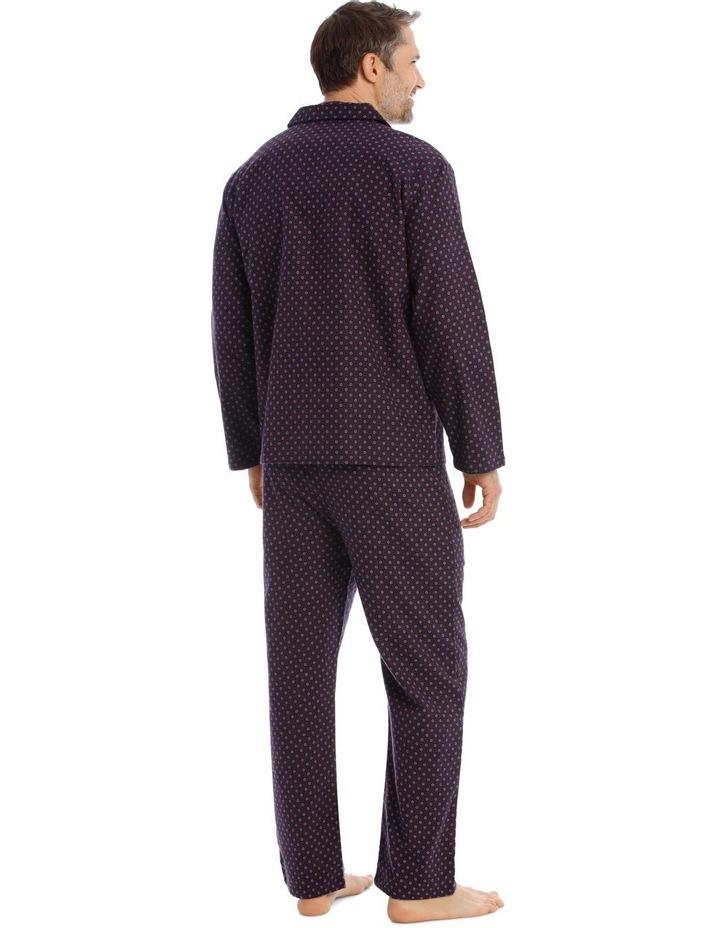Essentials Long-Sleeve Flannelette Pyjama Set image 2
