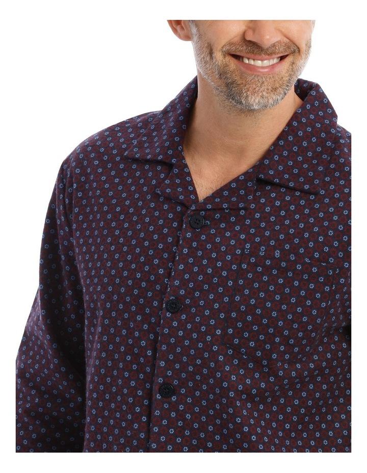 Essentials Long-Sleeve Flannelette Pyjama Set image 3