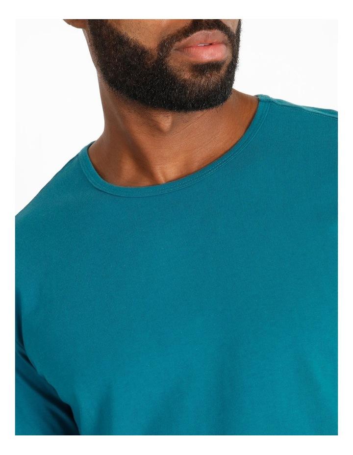 Essentials Long Sleeve Flanelette Pj Set image 4