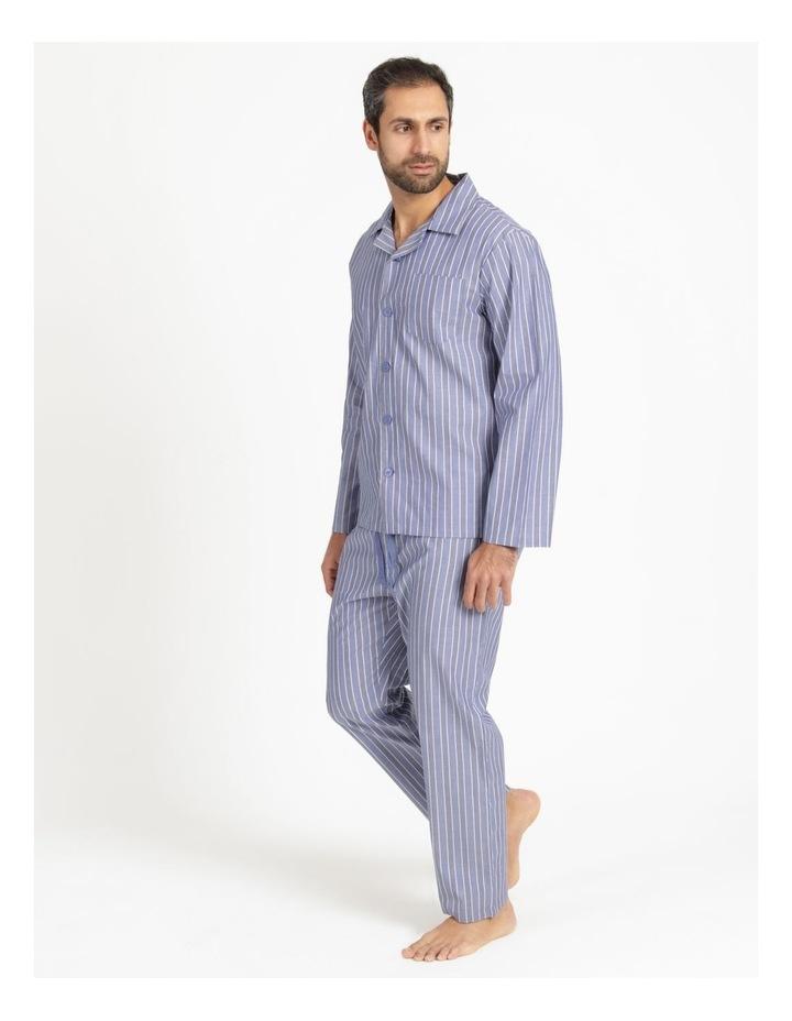 Essentials Poplin PJ Set - Stripe image 3