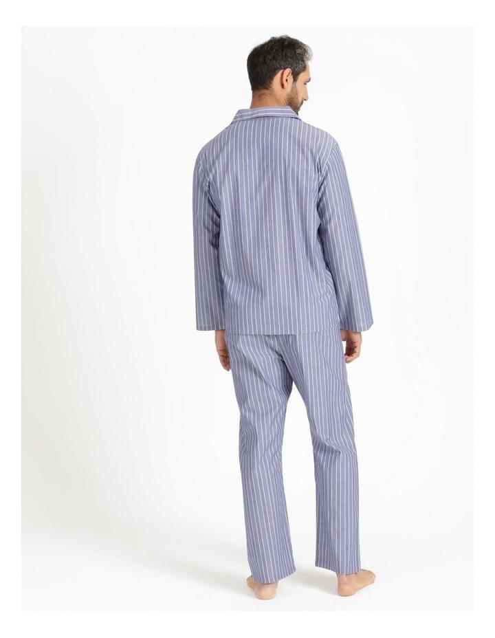 Essentials Poplin PJ Set - Stripe image 5