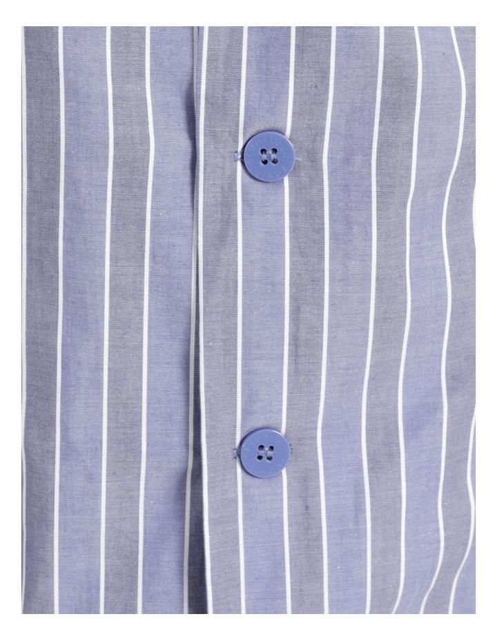 Essentials Poplin PJ Set - Stripe image 7