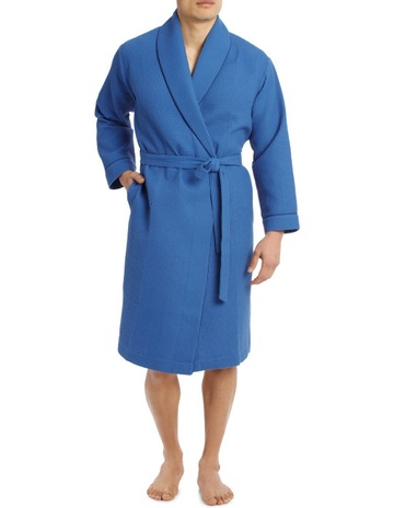 Reserve Waffle Weave Robe