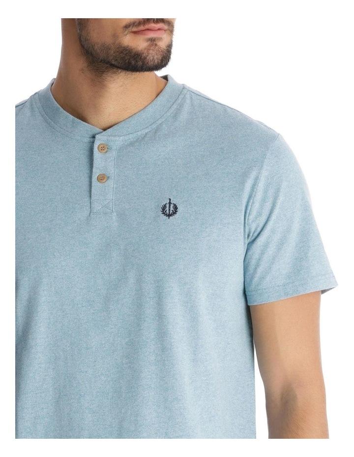 Premium Henley Short-Sleeve T-Shirt image 3