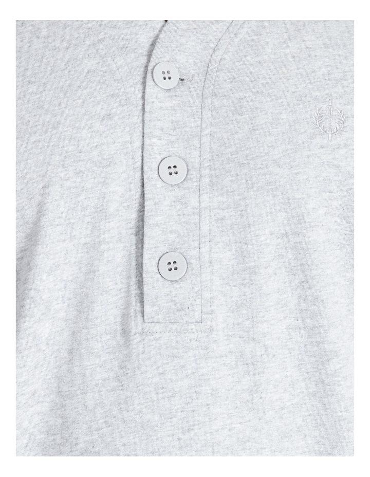 Long Sleeve Knit Nightshirt image 4