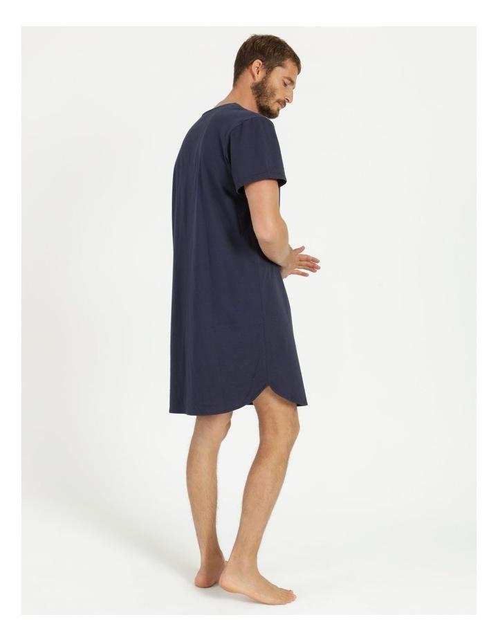 Short Sleeve Knit Niteshirt image 4