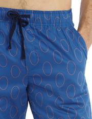Blaq - Optic Circle Woven Sleep Pant
