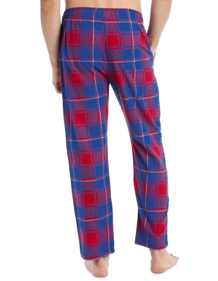Check Brushed Ydye Sleep Pant image 2