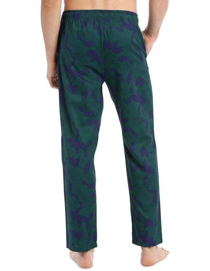 Blaq Cotton Sleep Pant - Evergreen image 2