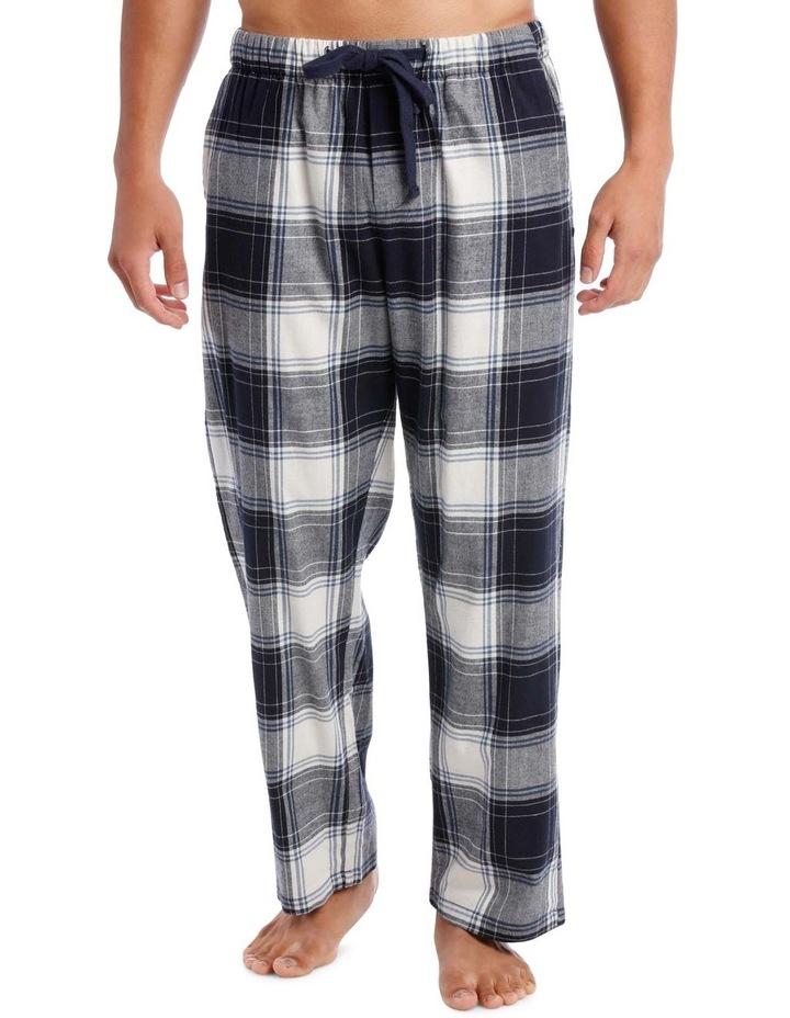 Reserve Brushed Sleep Pant - Winter Check image 1