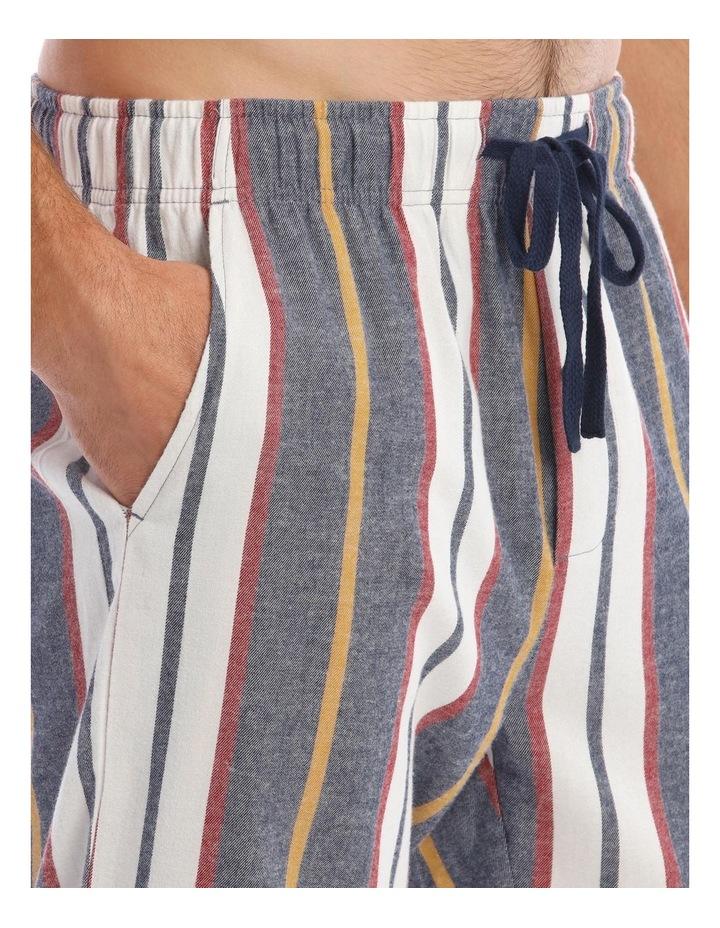Chair Stripe Yarndye Brushed Sleep Pant image 3