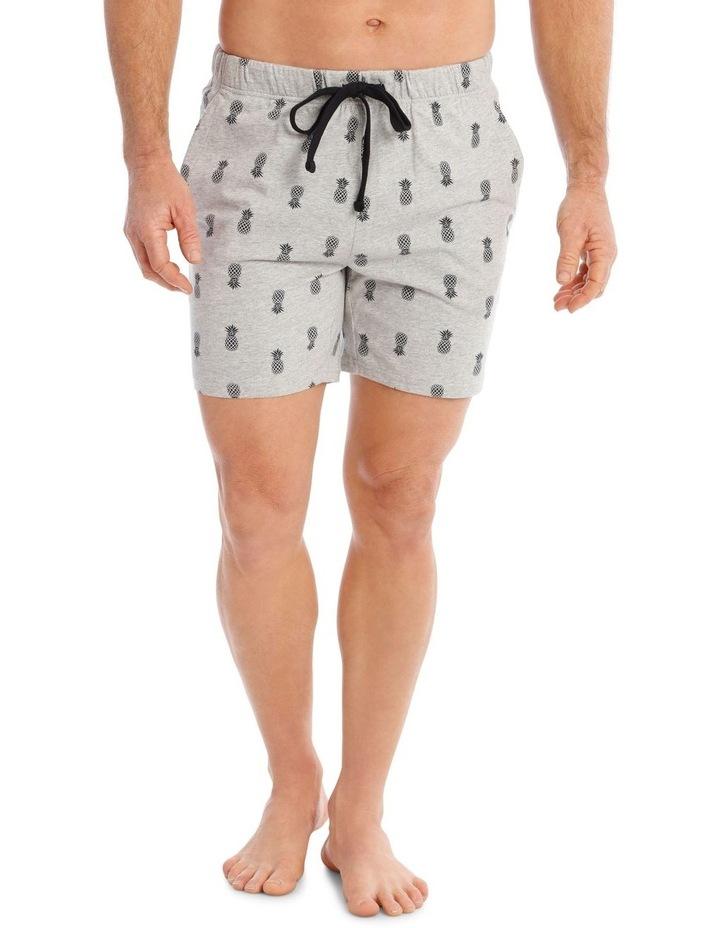 Premium Knit Short - Pineapples image 1