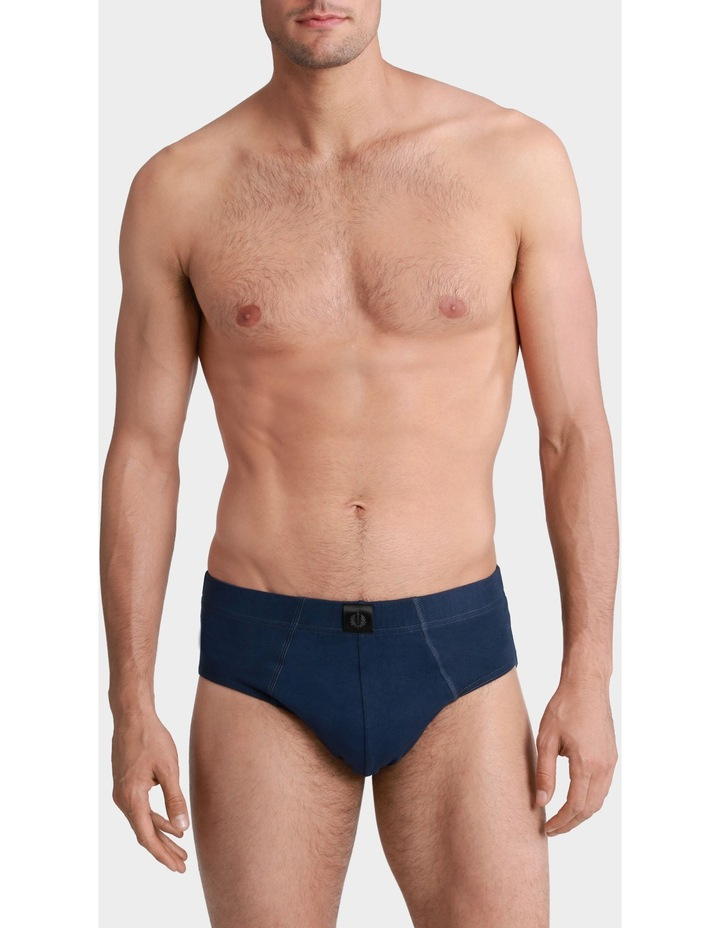 Reserve 4 Pack Brief - Tonal Marle image 1