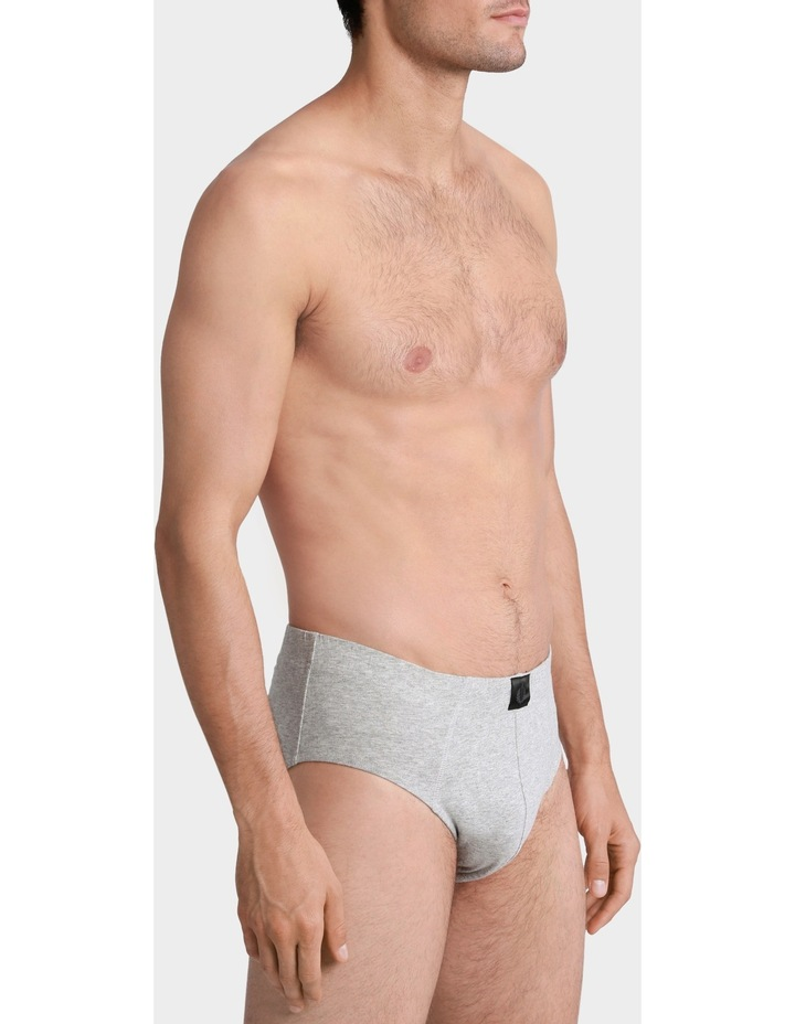 Reserve 4 Pack Brief - Tonal Marle image 4