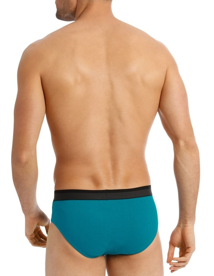 Reserve 4 Pack Brief - Attached Elastic image 3
