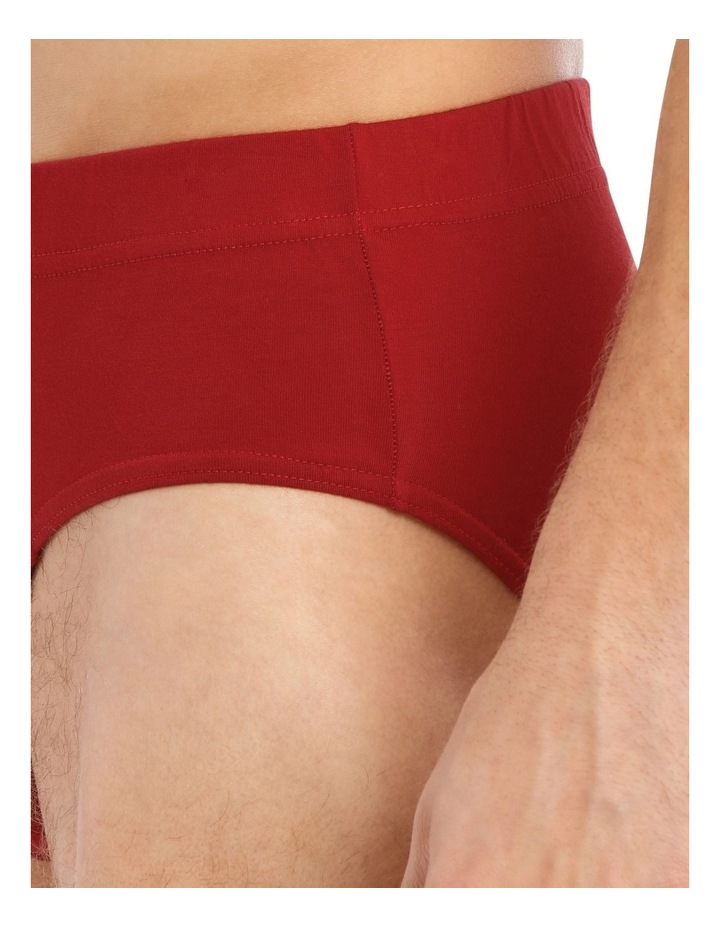 3 Pack Flame Encased Briefs image 4