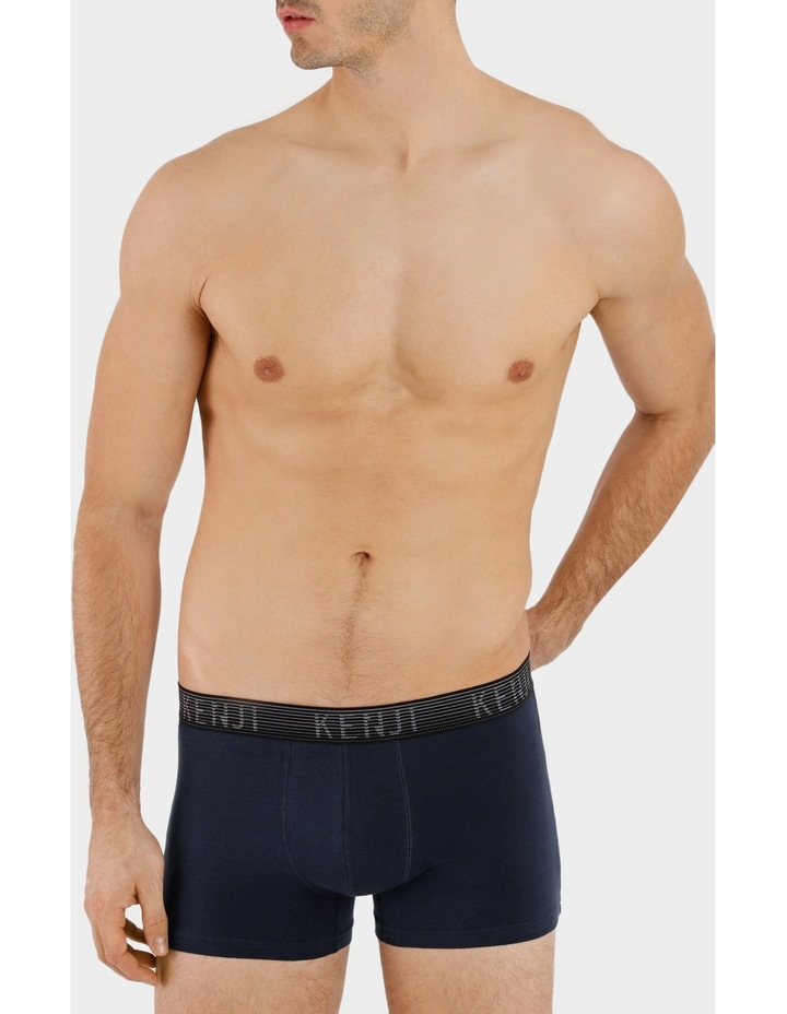 3 Pack Plain Trunks image 4