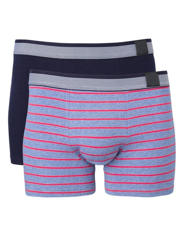 Fashion Trunks - Hendrick Stripe 2 PK image 1