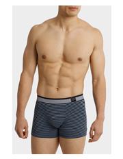 Reserve - Reserve 2 PK Fashion Trunks - Steele stripe
