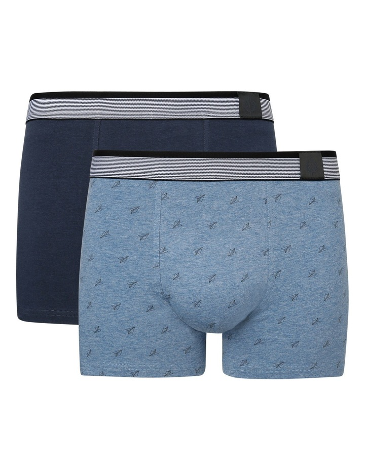 Paper Planes 2 Pack Fashion Trunks image 1