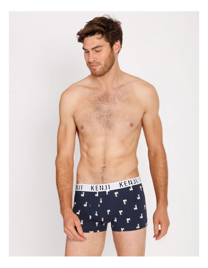 3 Pack Fashion Trunks image 2