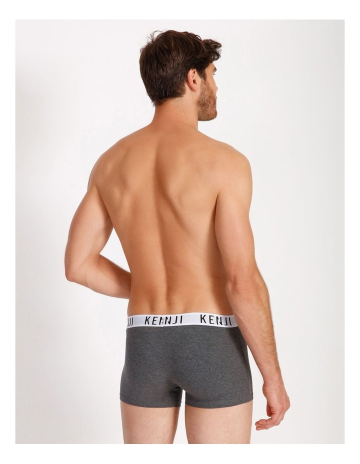 3 Pack Fashion Trunks image 3