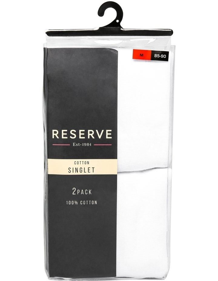 Reserve 2 Pack Singlet image 1