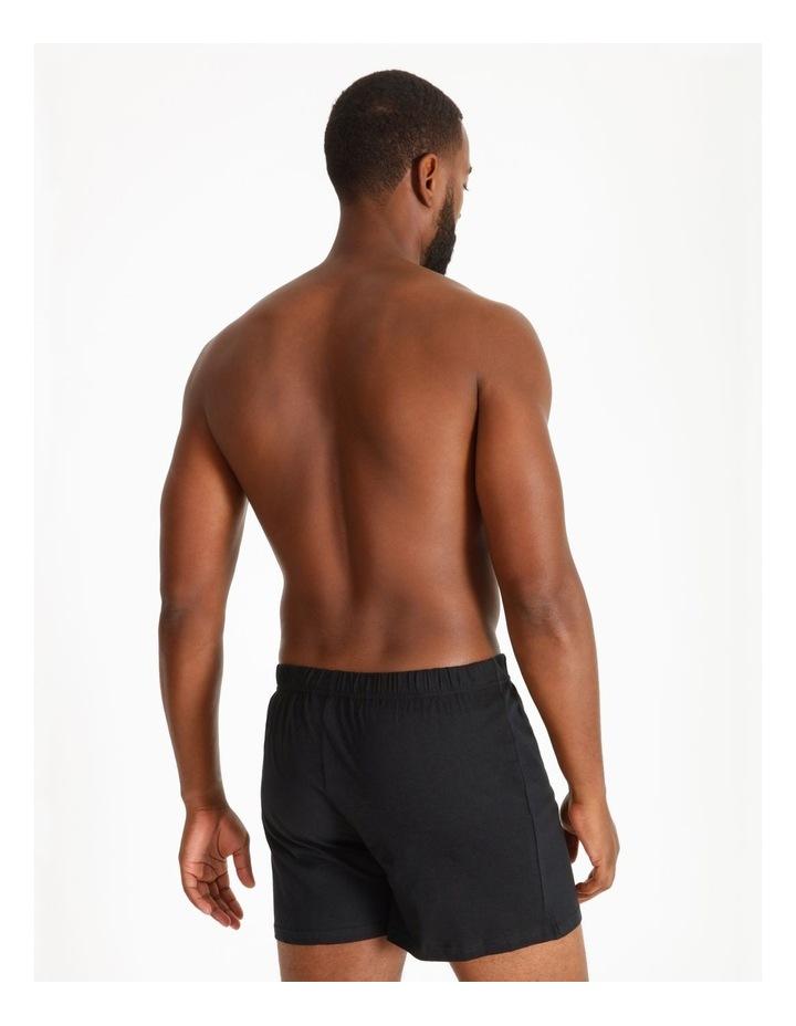 2 Pack Loose Knit Boxer Shorts image 3