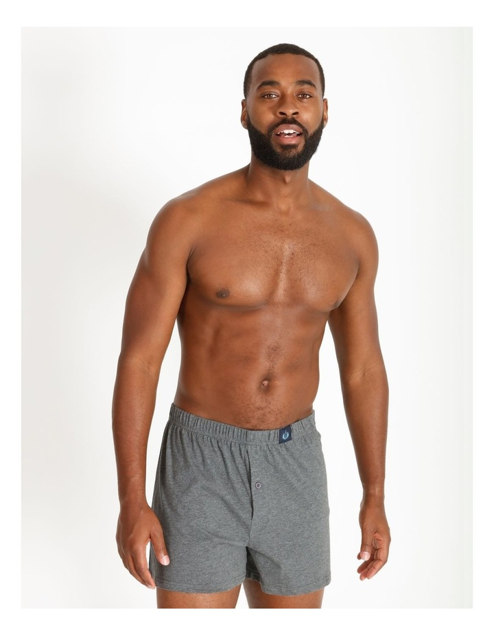 2 Pack Loose Knit Boxer Shorts image 2