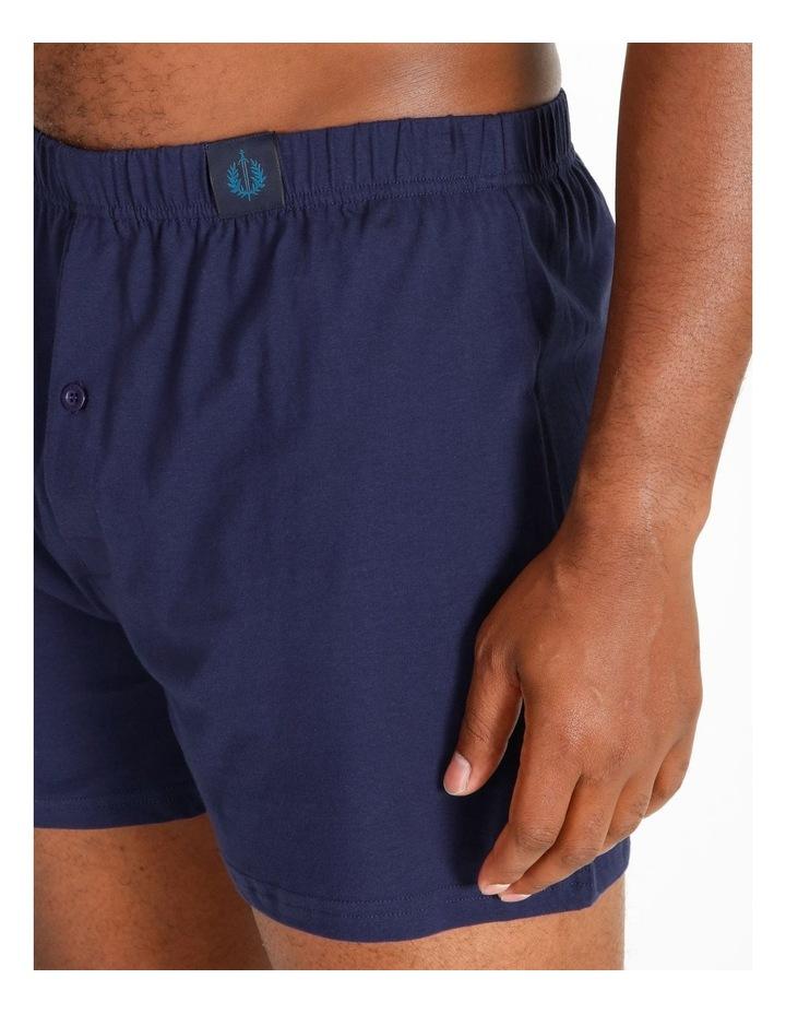 2 Pack Loose Knit Boxer Shorts image 4