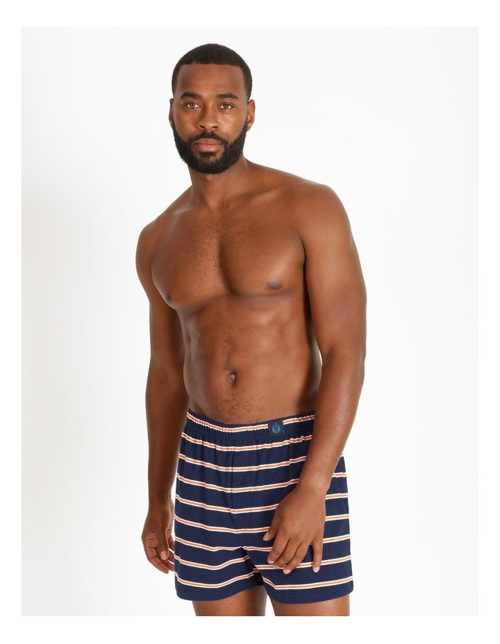 2 Pack Bikes & Stripes Loose Knit Boxers image 2