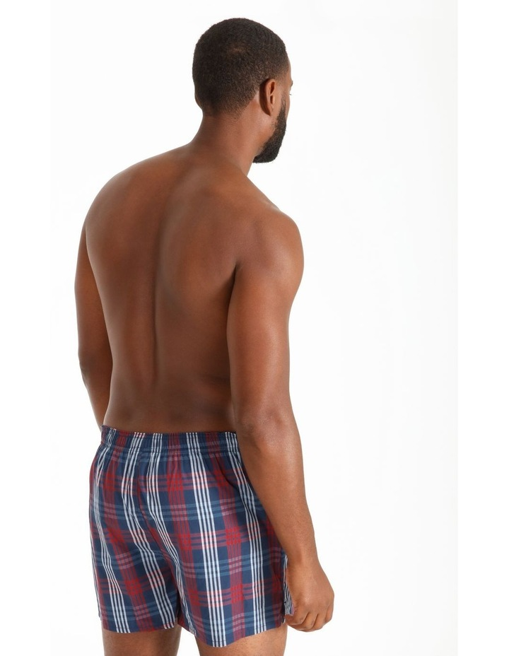 4 Pack Woven Boxers image 3
